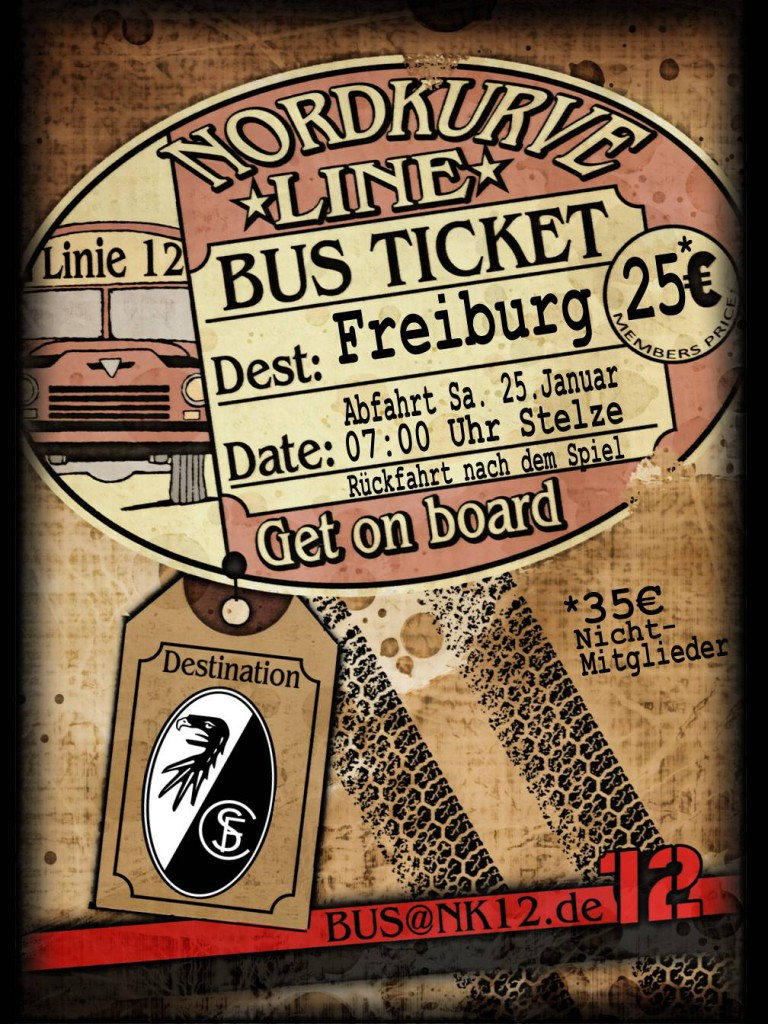 Bus Freiburg 2014