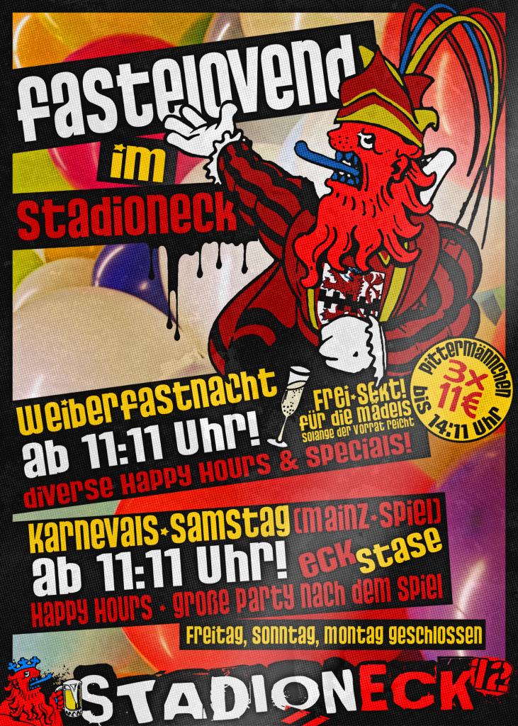 Plakat Karneval Pitter 2014