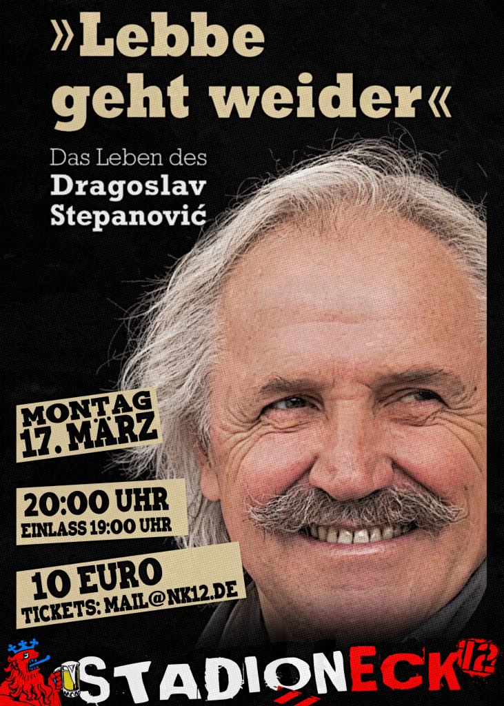 Plakat Stepanovic