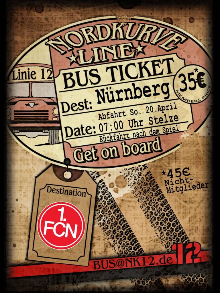 Bus Nürnberg