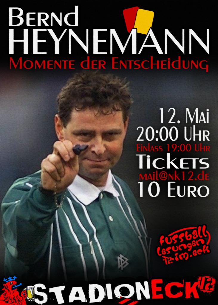 Plakat Heynemann