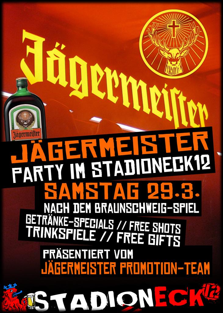 Plakat Jägermeister