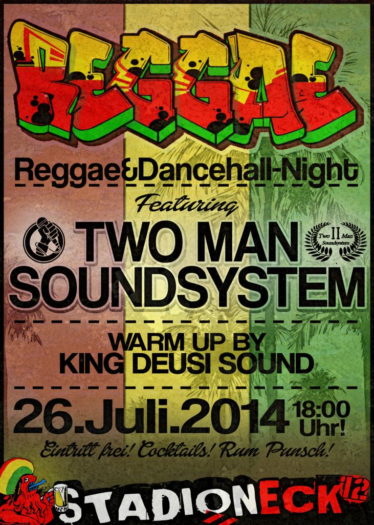 Plakat Reggae1