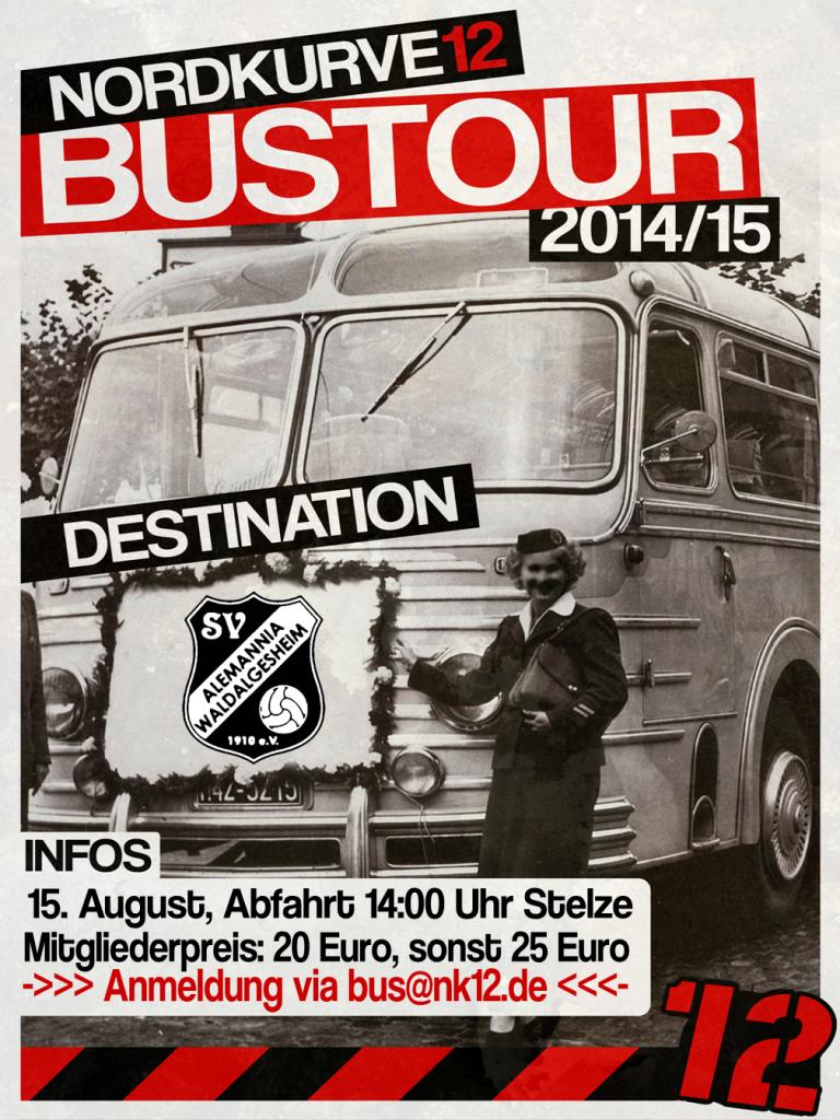 NK Bustouren 2014-15 Waldalgesheim