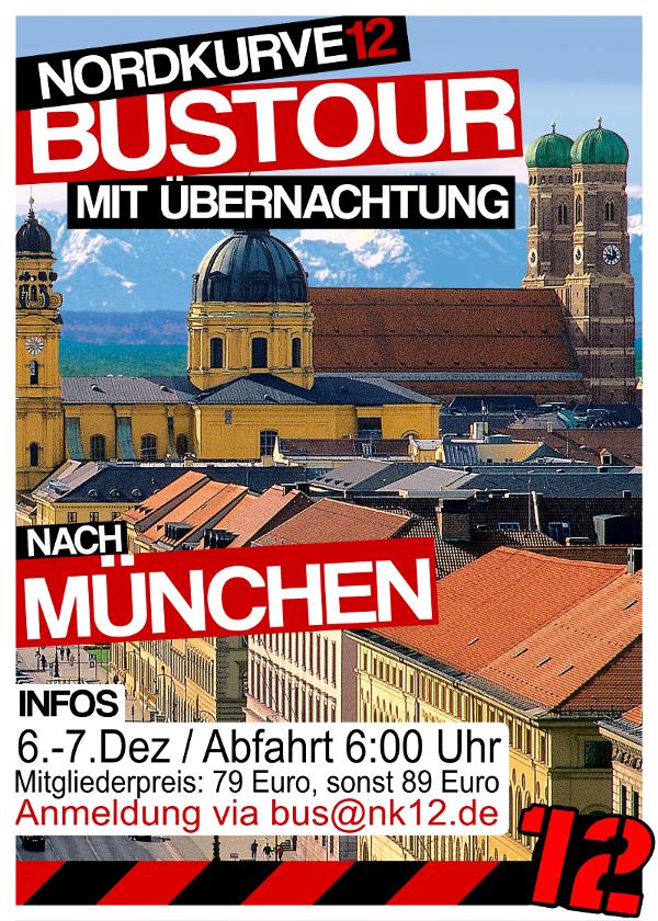 Bus München Üb