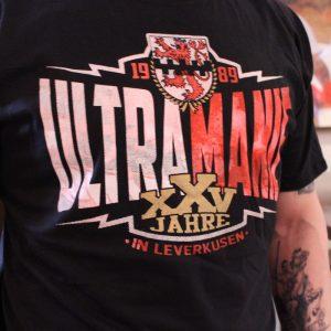 T-Shirt XXV Jahre Ultramanie
