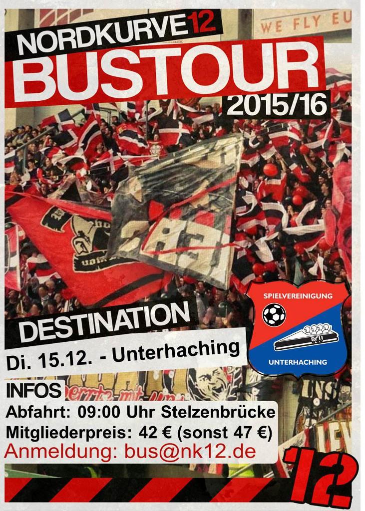 Bus Unterhaching