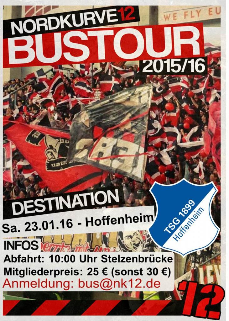 Bus Hoffenheim
