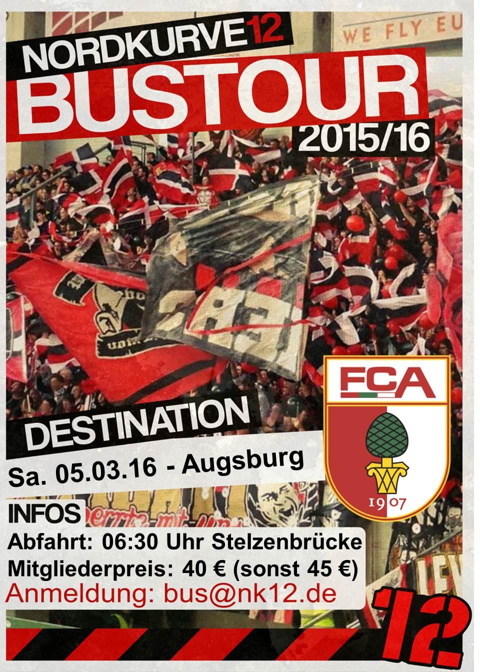 Bus Augsburg