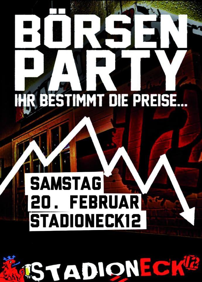 Börsenparty 2016