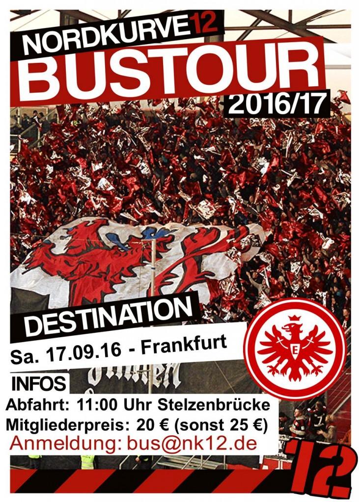 Bus Frankfurt