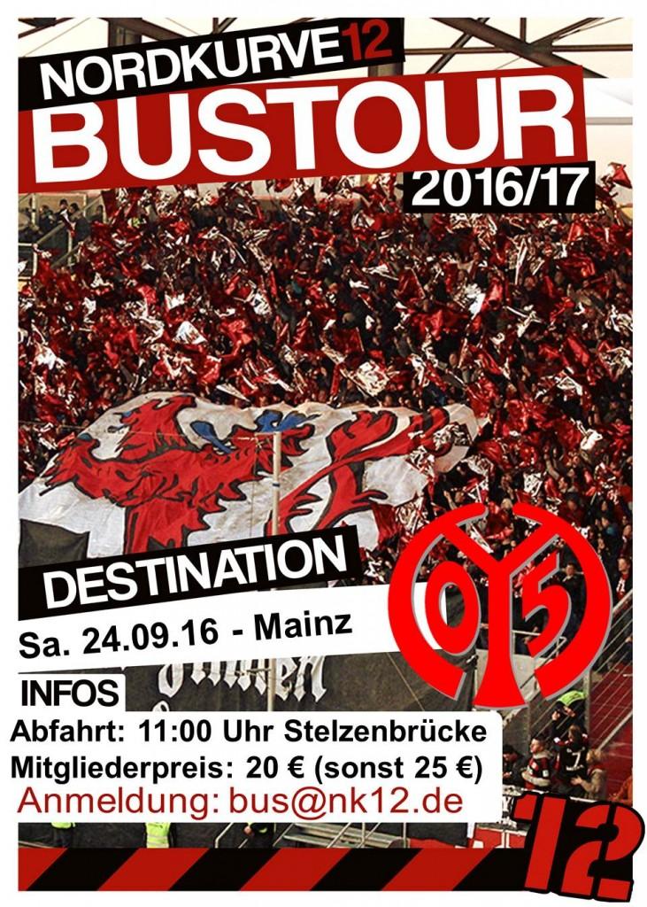 Bus Mainz