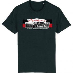 T-Shirt - 70 Jahre Oberliga West Aufstieg