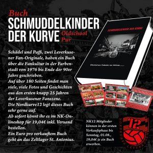 """Buch """"Schmuddelkinder der Kurve - Oldschool Pur"""""""